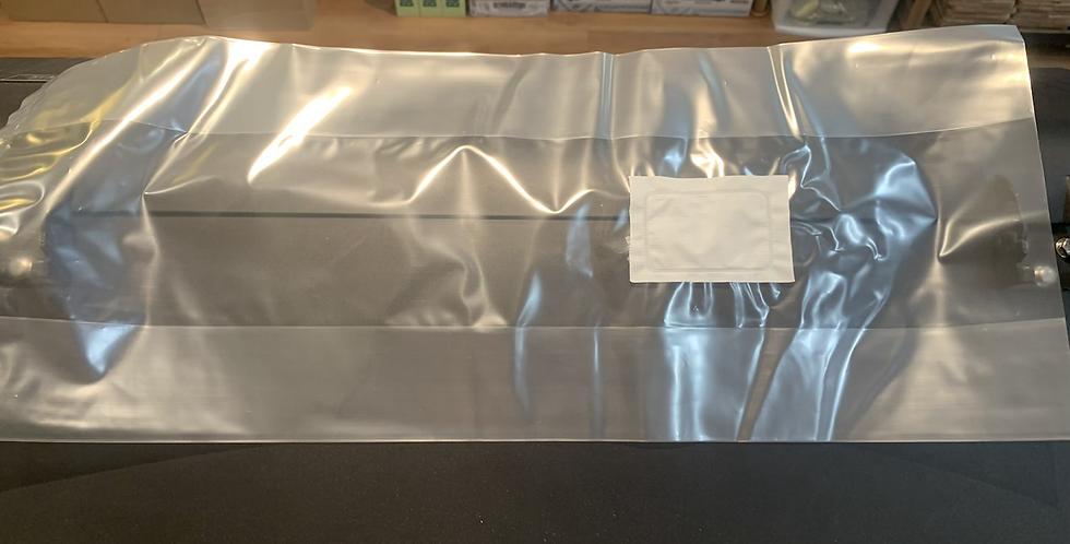 """Unicorn Bags XLS-T 3ml .2 micron 10pk 10""""x5""""x24"""""""