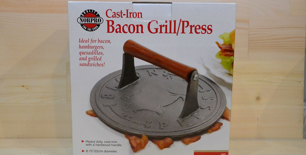 NORPRO Bacon Press