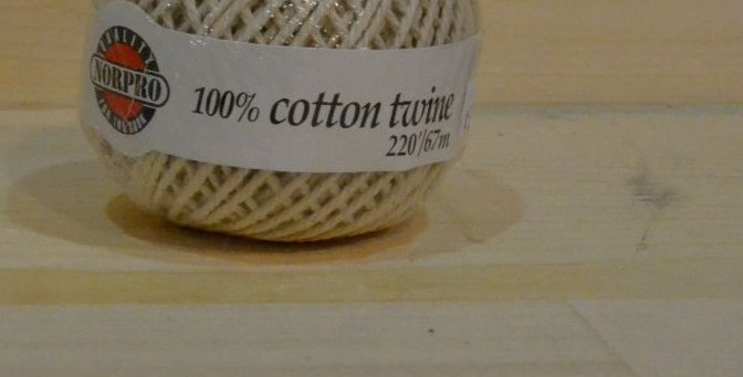 NORPRO 100%  Cotton Butcher Twine