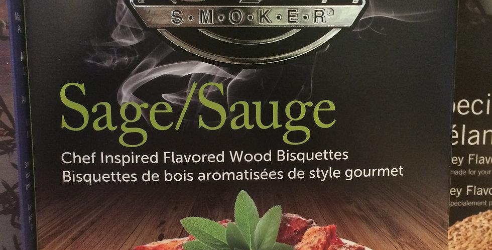 PREMIUM Bradley Smoker Bisquettes sage flavor 24p
