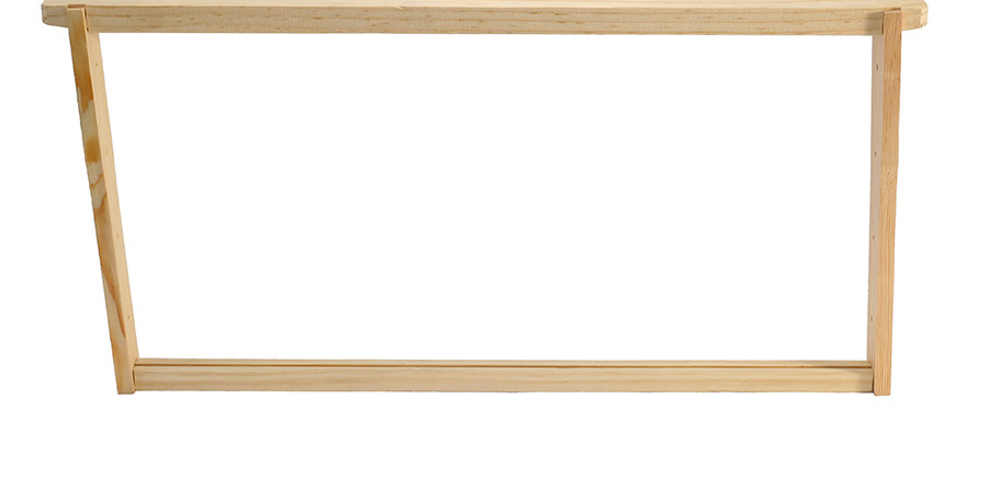 Deep Wooden Frames Unassembled