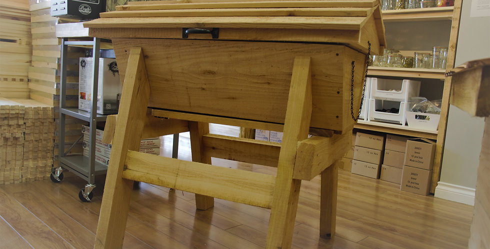 Top Bar Hive Hand crafted 3'