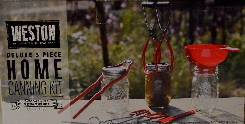 WESTON Canning tool  Kit 5p