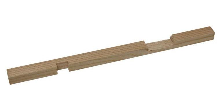 Wooden Entrance Reducer
