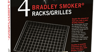 Bradley Smoker Racks