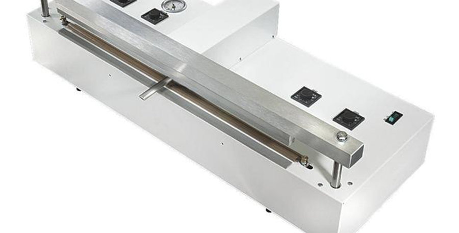 "AVS20-20"" Retractable Nozzle Vacuum Sealer With Gas Purge"