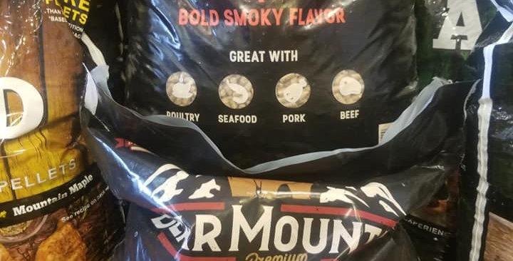 Bear Mountain BBQ Pellets