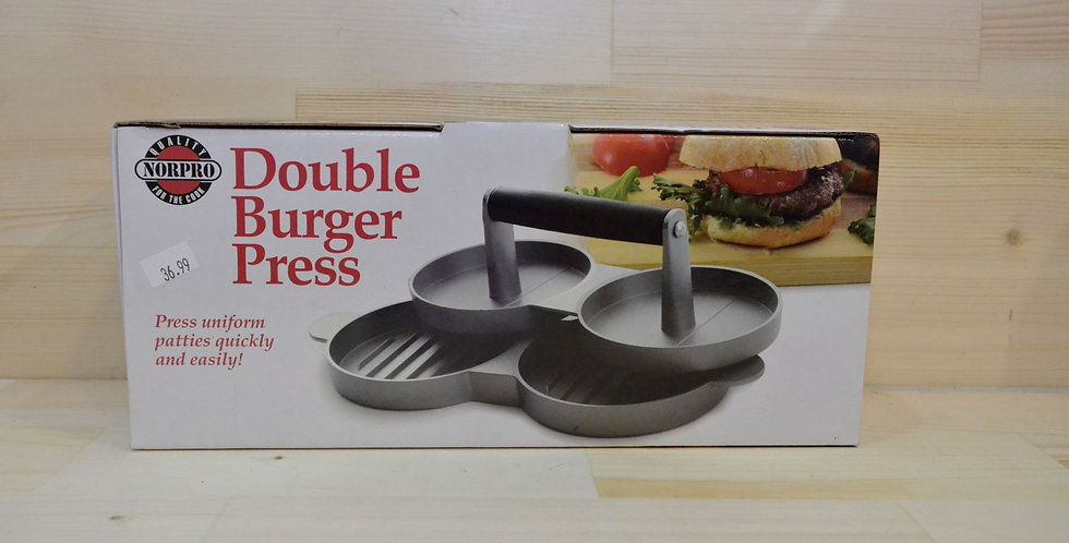 NORPRODouble Burger Press