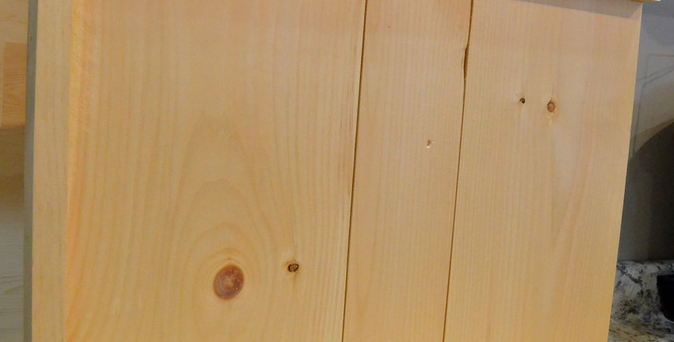 Bottom Board solid pine