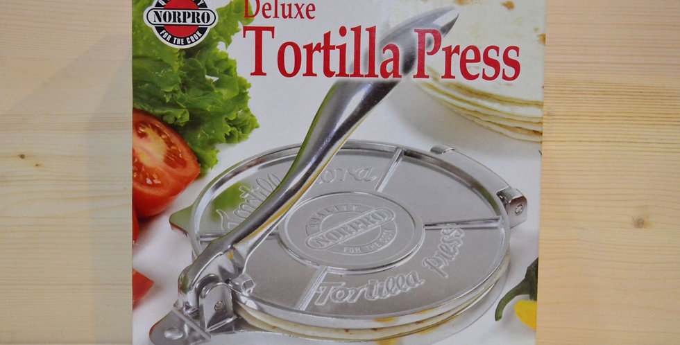 Norpro Deluxe Tortilla Press