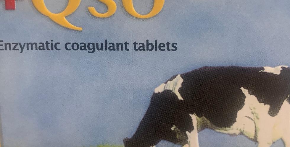 Rennet Tablets 100 tablet pk