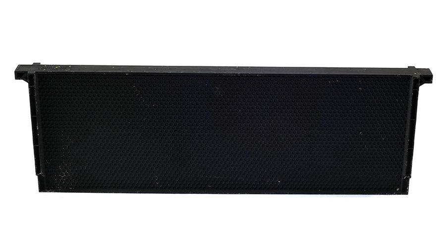 Medium Black Plastic Frame Foundation