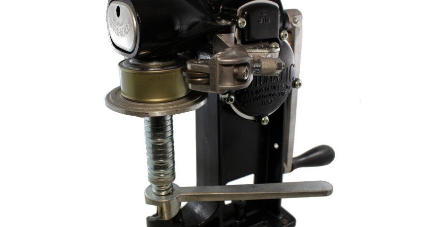 All American 225 Manual Can sealer