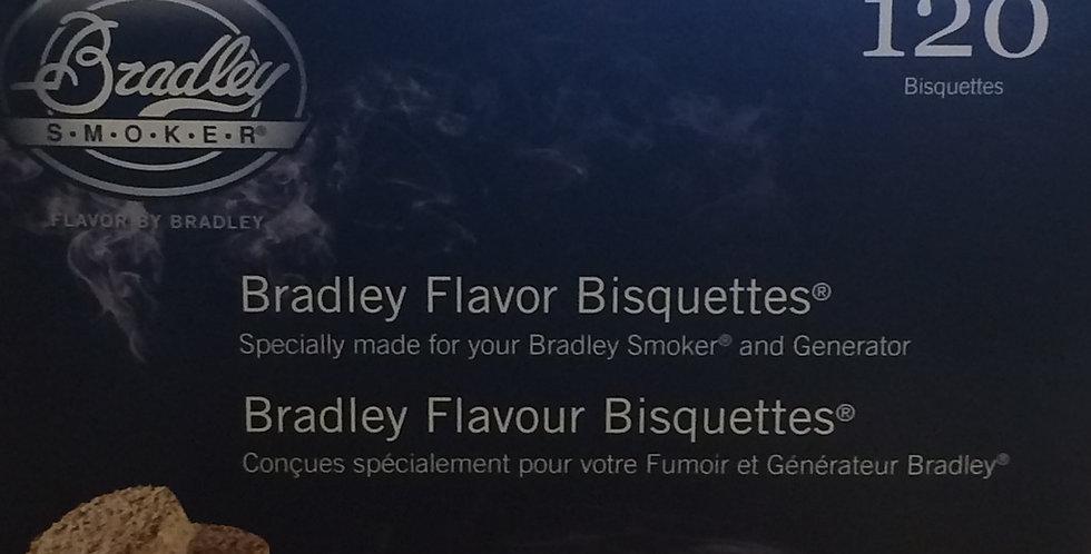 Bradley Smoker Bisquettes cherry flavor 120p