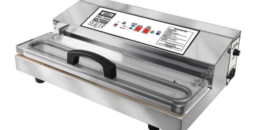 Weston External Pro 2100 Vacuum Sealer