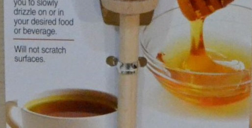 NORPRO Honey Dipper (Beechwood)