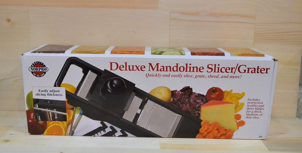 NORPRO Deluxe Mandoline Slicer/Grater