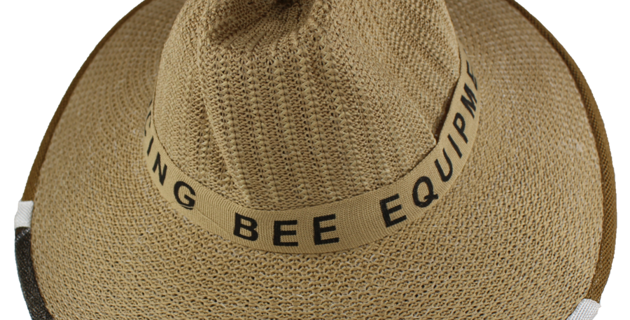 Dancing Bee Equipment Straw Hat