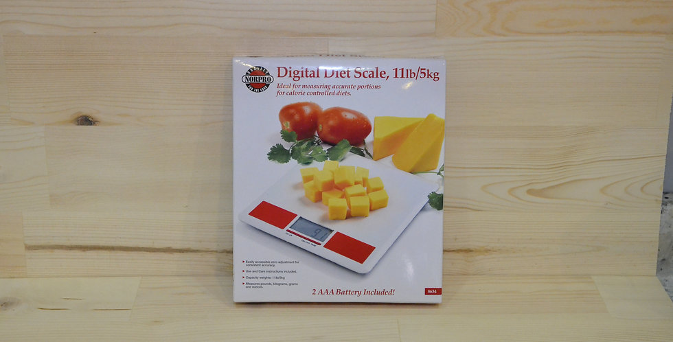 NORPRO Digital Diet Scale