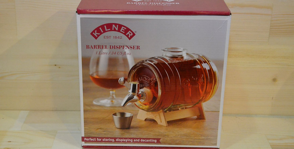 KILNER Barrel Dispenser