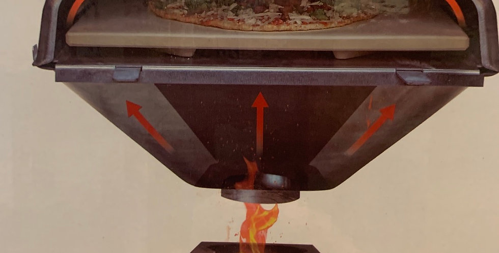 Green Mountain Grill Sm pizza oven Davy Crockett