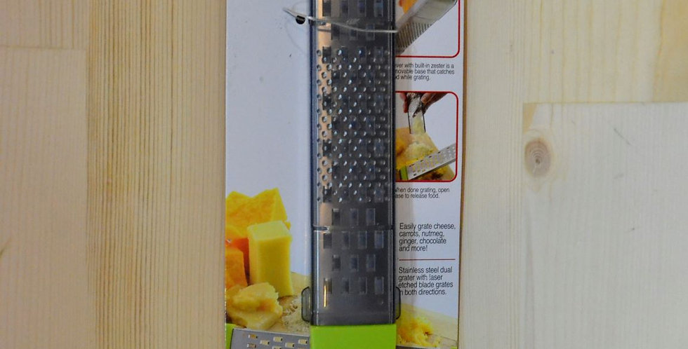 NORPRO Dual Grater With Zester