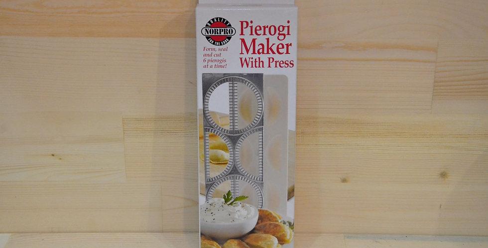 NorPro Pierogi (Perogy) Maker With Press
