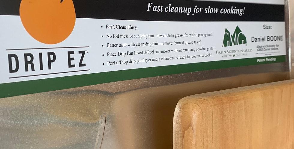 GMG EZ Drip Trays Daniel Boone