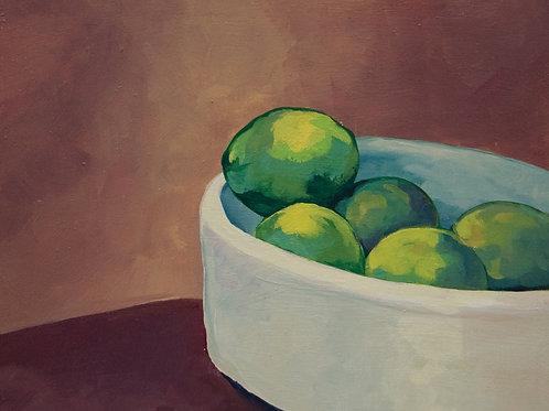 Bowl o' Limes