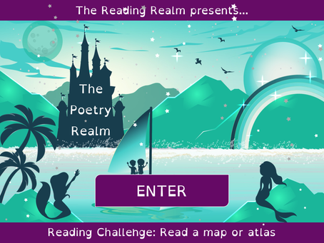The Poetry Realm App