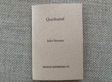 QUICKSAND is here!