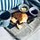 Thumbnail: Capri tiny dish in smoke