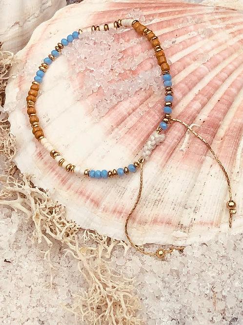 Coral Tide bracelet
