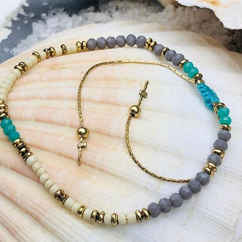 Blue Tide bracelet