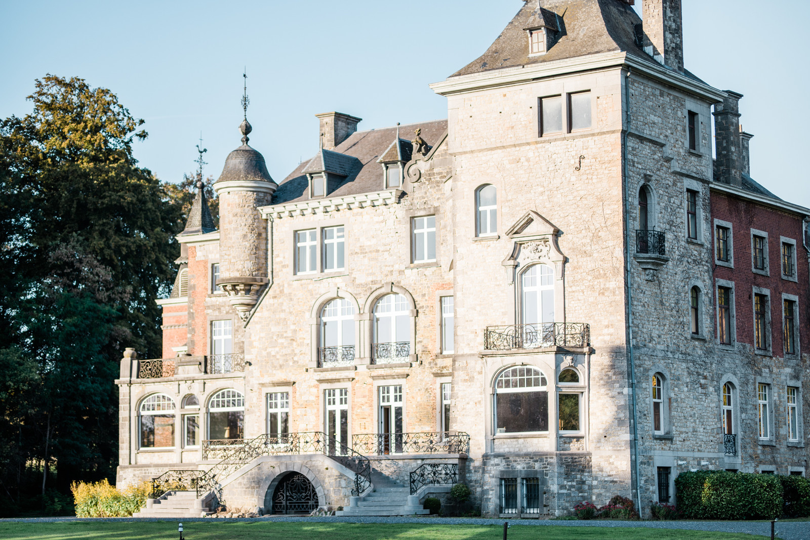Château de Tinlot, Wedding ceremony & party castle, Belgium