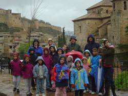 Visita a Alquézar