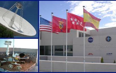 VISITA AL CENTRO DE ENTRENAMIENTO Y VISITANTES DE LA NASA