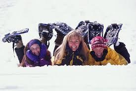 Excursión con Raquetas de Nieve en familia