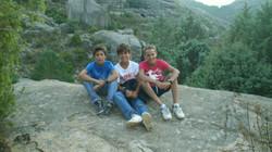 Excursión a la sierra de Madrid