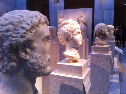 """VISITA GUIADA AL MUSEO ARQUEOLÓGICO """"La Hispania Romana"""""""