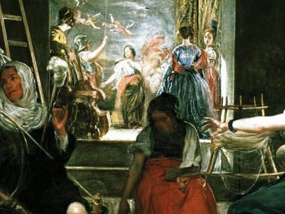 """VISITA AL MUSEO DEL PRADO: """"CON OJOS DE TEATRO"""""""