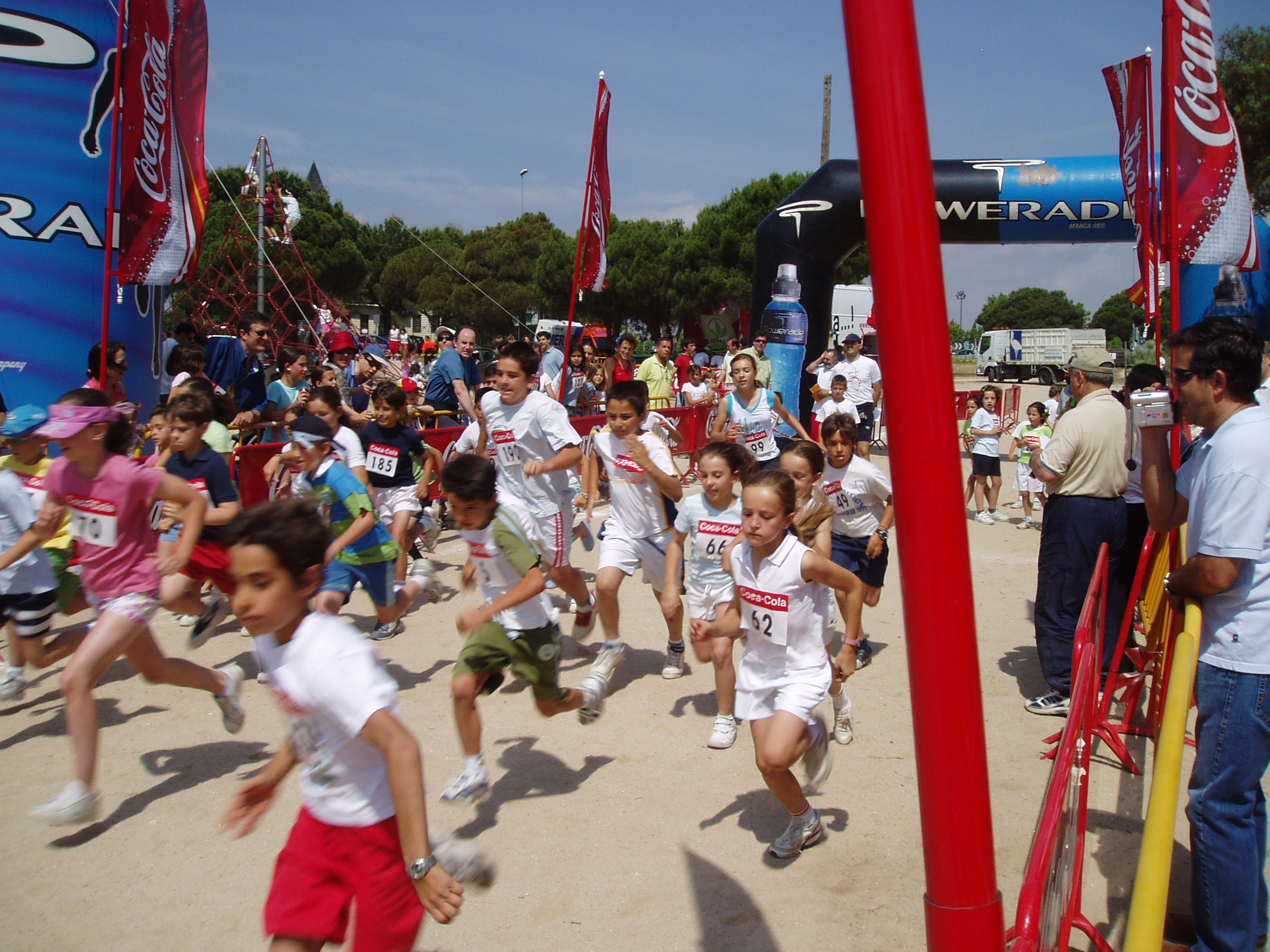 Cross de las familias 2006