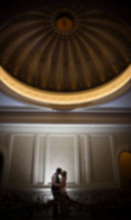 hedsor house fantastic glass dome, bride and groom, flash photography