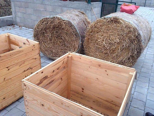 A Bale of Straw