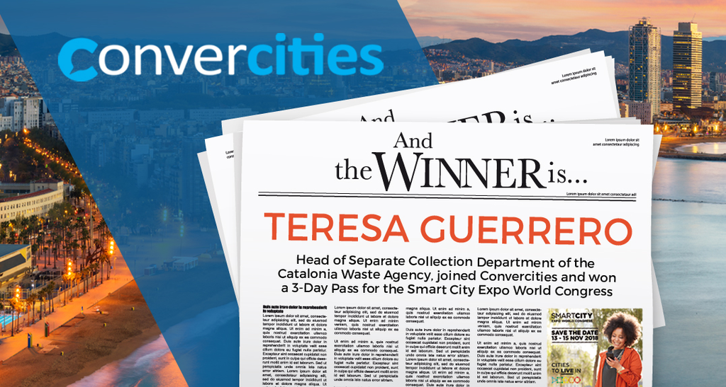 Find out who won the Converticies 3-Day Pass for the #SCEWC18