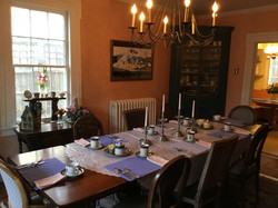 Ivy Tree Dining Room