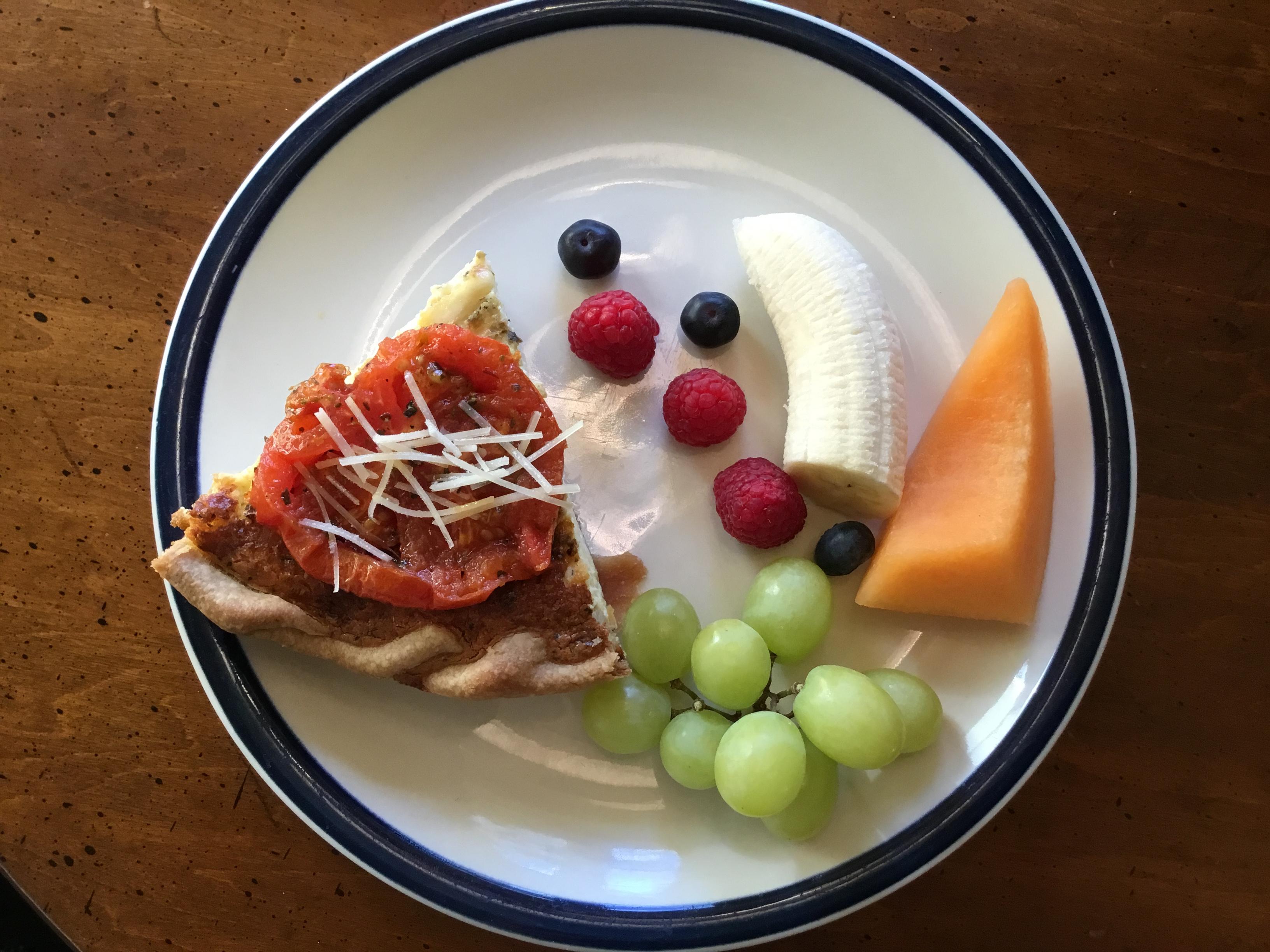 Ivy Tree Breakfast Quiche