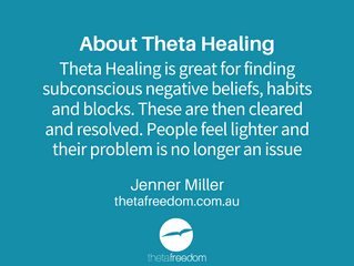 More about Theta Healing
