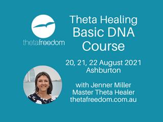 Next Basic Theta Healing Course, 20, 21, 22 August 2021, Ashburton