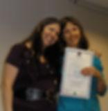 Vianna Stibal Jenner Miller Theta Freedom Theta Heaing certificate